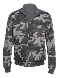 WOOLRICH Reversible Camou Grey
