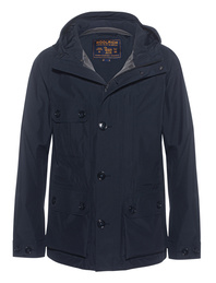 WOOLRICH GTX Mountain Jacket Navy