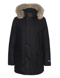 WOOLRICH Loro Piana Arctic Parka Anthracite