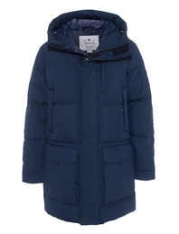 WOOLRICH Aspen Cotton Blue