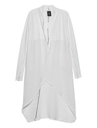 THOM KROM Asymmetric Blend Off-White