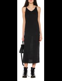 THOM KROM Oil Dress Anthracite