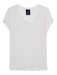 THOM KROM Boxy Shirt Off-White