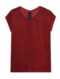 THOM KROM Shirt Dirt Red