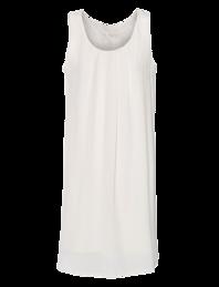 WOOLRICH Clean Silk Jersey Off-White