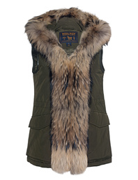 WOOLRICH Woolrich W´s Military Parka Vest