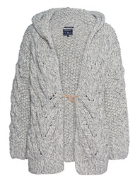 WOOLRICH W's Luxury Alpaca Coat Grey