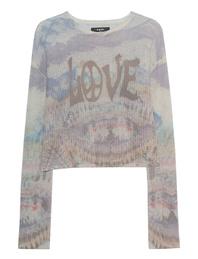 Amiri Tie Dye Love Multicolor