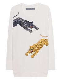 RAQUEL ALLEGRA Tiger Dirtywhite
