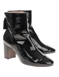 STUART WEITZMAN Pitch Patent Black