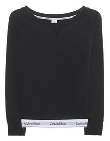 CALVIN KLEIN JEANS Sleepwear Sweater Black