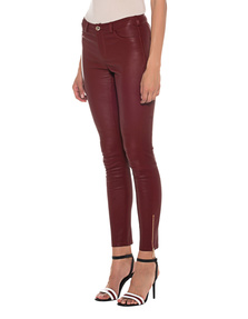 ARMA CHRISSIE Stretch Plonge Bordeaux