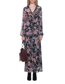 JADICTED Floral Maxi Multicolor