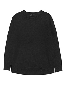 JADICTED Crew Knit Black