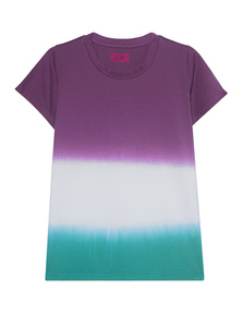 JADICTED Batik Shirt Purple