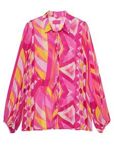JADICTED Pattern Pink Multicolor