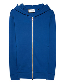 ROQA Embroidery Zipper Blue