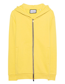 ROQA Embroidery Zipper Yellow