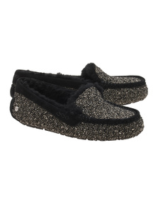 UGG  Ansley Fancy Black