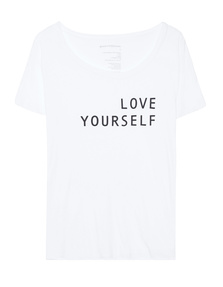 GOOD HYOUMAN Dakota Love Yourself White