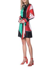 DVF Diane von Furstenberg Bateman Spearmint Multicolor