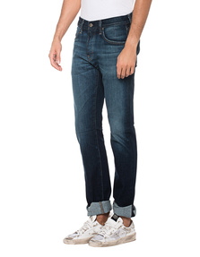 AG Jeans Matchbox Blue