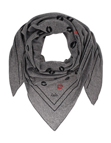 LALA BERLIN Triangle Lips Cashmere Grey