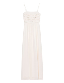 YOUNG COUTURE BY BARBARA SCHWARZER Ruffled Dream Vanilla