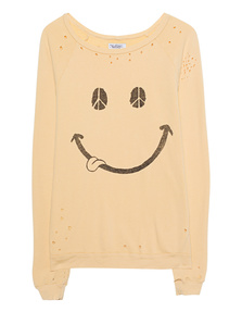 LAUREN MOSHI Noleta Peac & Smile Yellow