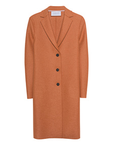 HARRIS WHARF LONDON Woolen Simple Orange