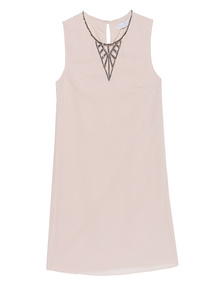 YOUNG COUTURE BY BARBARA SCHWARZER Refined Neck Rose
