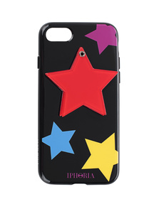 IPHORIA Mirror Red Star Black