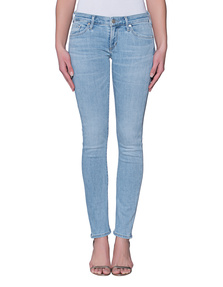 CITIZENS OF HUMANITY Racer Low Rise Skinny Oracle