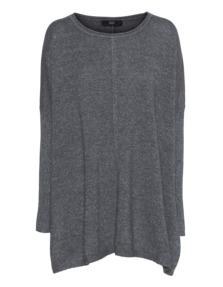 STEFFEN SCHRAUT Glam Tunic Grey