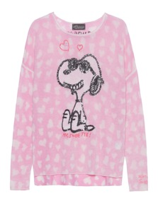 PRINCESS GOES HOLLYWOOD Cool Snoopy Heart Rose