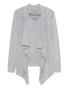 PRINCESS GOES HOLLYWOOD Cardigan Melange Grey