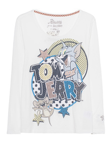 PRINCESS GOES HOLLYWOOD Tom & Jerry Pearl