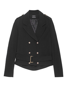ANTHONY VACCARELLO Cropped Black