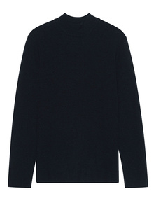 FUNKTION SCHNITT Midnight Mouline Navy