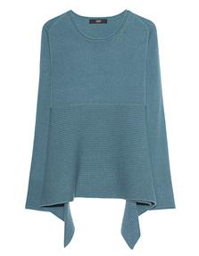 STEFFEN SCHRAUT Stripe Knit Green Jade