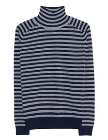 STEFFEN SCHRAUT Stripe Saphire Blue Grey