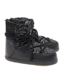 IKKII Punk Sequin Low Black