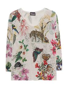 PRINCESS GOES HOLLYWOOD Flowerprint Multicolor