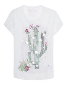 PRINCESS GOES HOLLYWOOD Cactus White