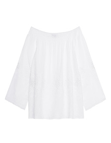 PRINCESS GOES HOLLYWOOD Embroidery Off White