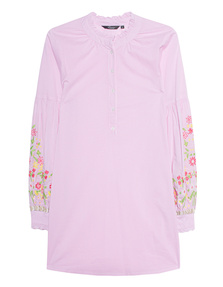 PRINCESS GOES HOLLYWOOD Sleeve Embroidery Rose