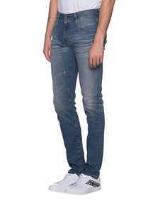 AG Jeans The Tellis Modern Slim Navy Blue