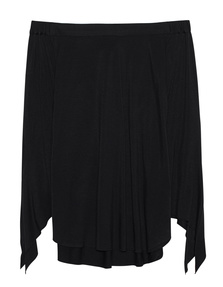STEFFEN SCHRAUT Off Shoulder Black