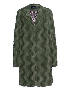 STEFFEN SCHRAUT Fake Fur Vintage Green