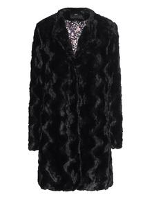 STEFFEN SCHRAUT Fake Fur Black